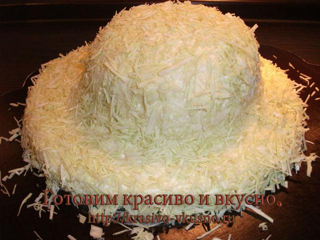 Капустный салат вкусный