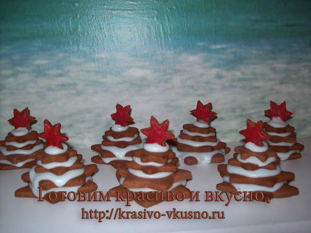 пряники к рождеству