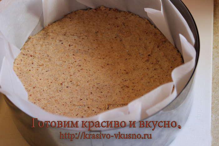 Праздничный торт. Торт клубничный