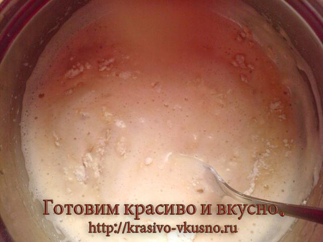 """Пирожные """"Ананасы"""""""