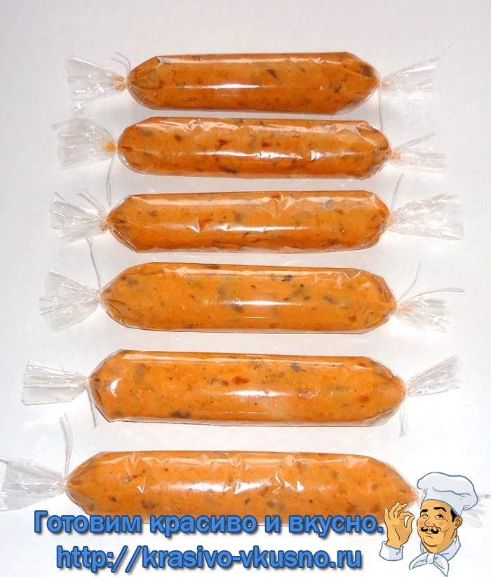 постные сосиски