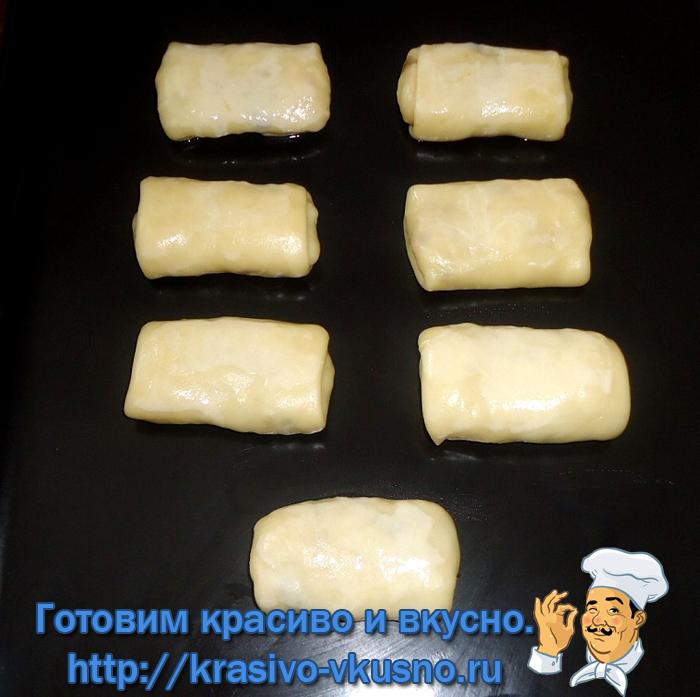 Вкусные пирожки постные