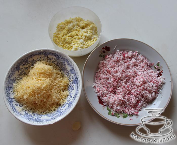 Рафаэлло из сыра