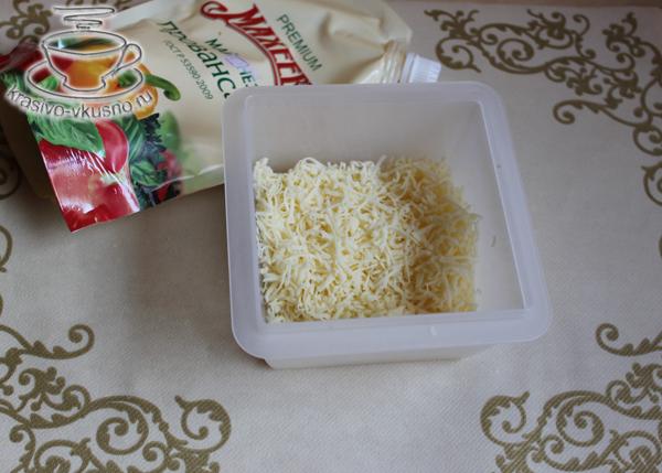 Закуска на чипсах