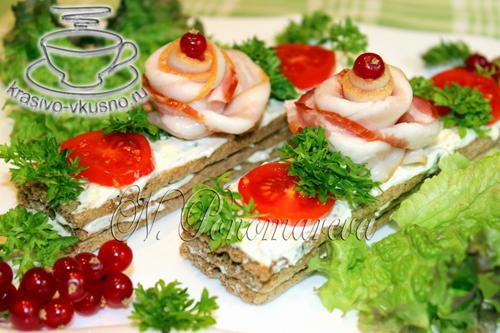 сэндвичи бутерброды