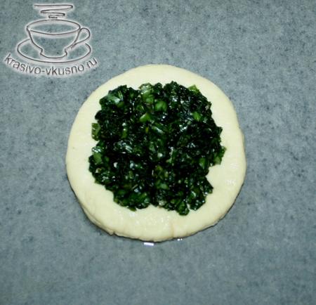 Красивая выпечка | Пирог со щавелем в виде «Самовара»