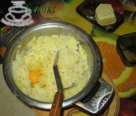 Картофельные бочонки