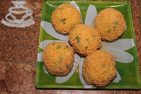 Рисовые апельсинки